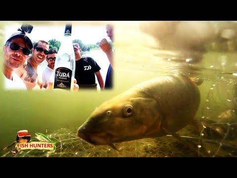 La pesca in settembre in Buryatia