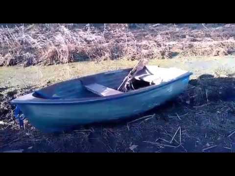 Trabajos de búsqueda en laguna Mar Chiquita