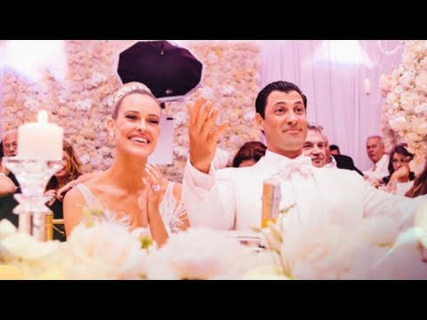 EXCLUSIVE: Inside Maksim Chmerkovskiy and Peta Murgatroyd's Fairy Tale Wedding