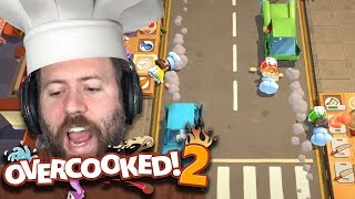 GAR'S HOTTEST COOKING TIPS | Overcooked! 2 Part 11