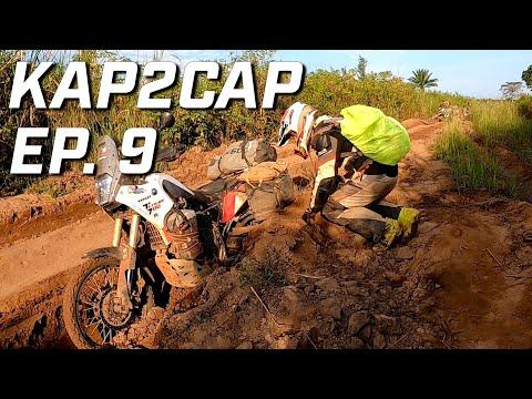 Cap Nord to Capetown ► 26.000 km en Ténéré 700 ►épisode 9