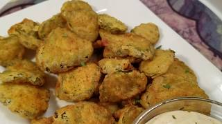 Fried Pickles!