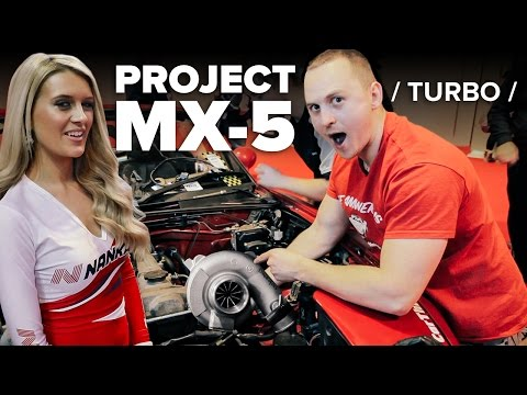 Project MX-5: Fitting My Epic Turbocharger