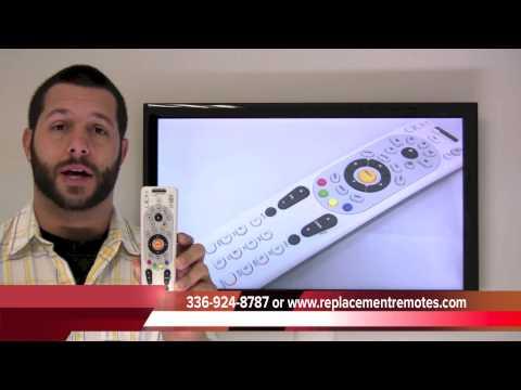 DirecTv RC65 Satellite Receiver Remote Control