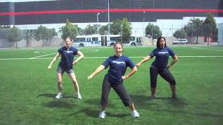 "MYF BANDIT CHEER ""COACHES"" INSTRUCTIONAL VIDEO"