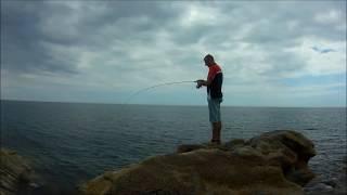 Рыбалка на реке вулан архипо осиповка