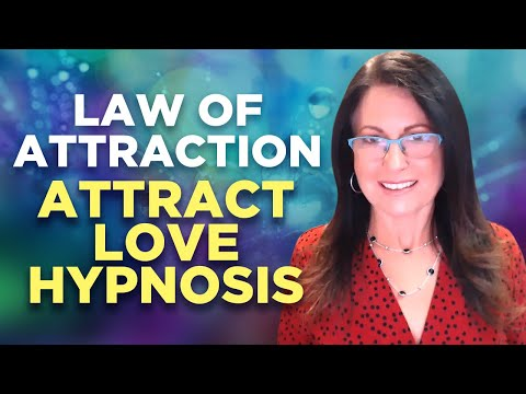 Law of Attraction – Attract Love Hypnosis DVD