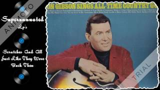 DON GIBSON sings all time country hits Side 1