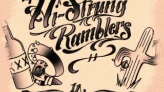 In Planung: Hi-Strung Ramblers Special Limited Edition auf Vinyl