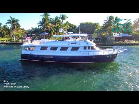 Hatteras 90 Motor Yacht video