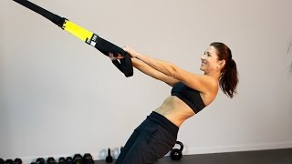 TRX Fullbody 5 with Music - Get Your Body Toned All Over by shortcircuits with Marsha