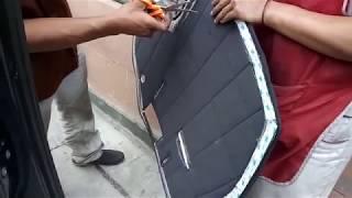 Peredam akustik 4 pintu Wuling Cortez 2018
