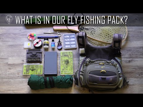Fly Fishing Pack | Gear Organization