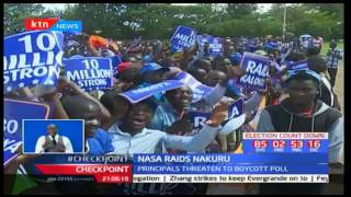 NASA principals still insist on results being announced at constituency level