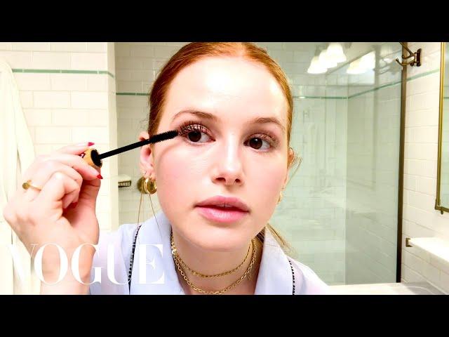 Riverdale's Madelaine Petsch Reveals Her 38-Step Beauty Routine   Beauty Secrets   Vogue
