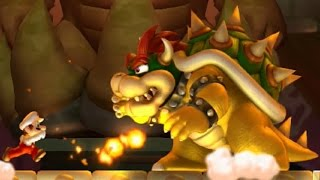 New Super Mario Bros U - All Castles