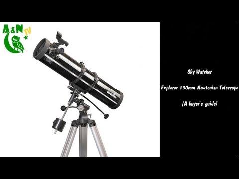 The Sky-Watcher 130mm Newtonian Telescope (A buyer's guide)