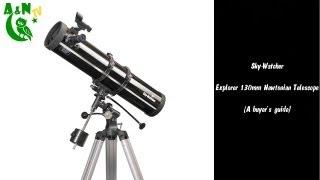 The Sky Watcher 130mm Newtonian Telescope A buyers guide Video