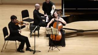 Mozart Piano Trio No. 1 (Divertimento), K. 254 in B-flat Major