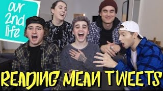 O2L READS HATE COMMENTS!