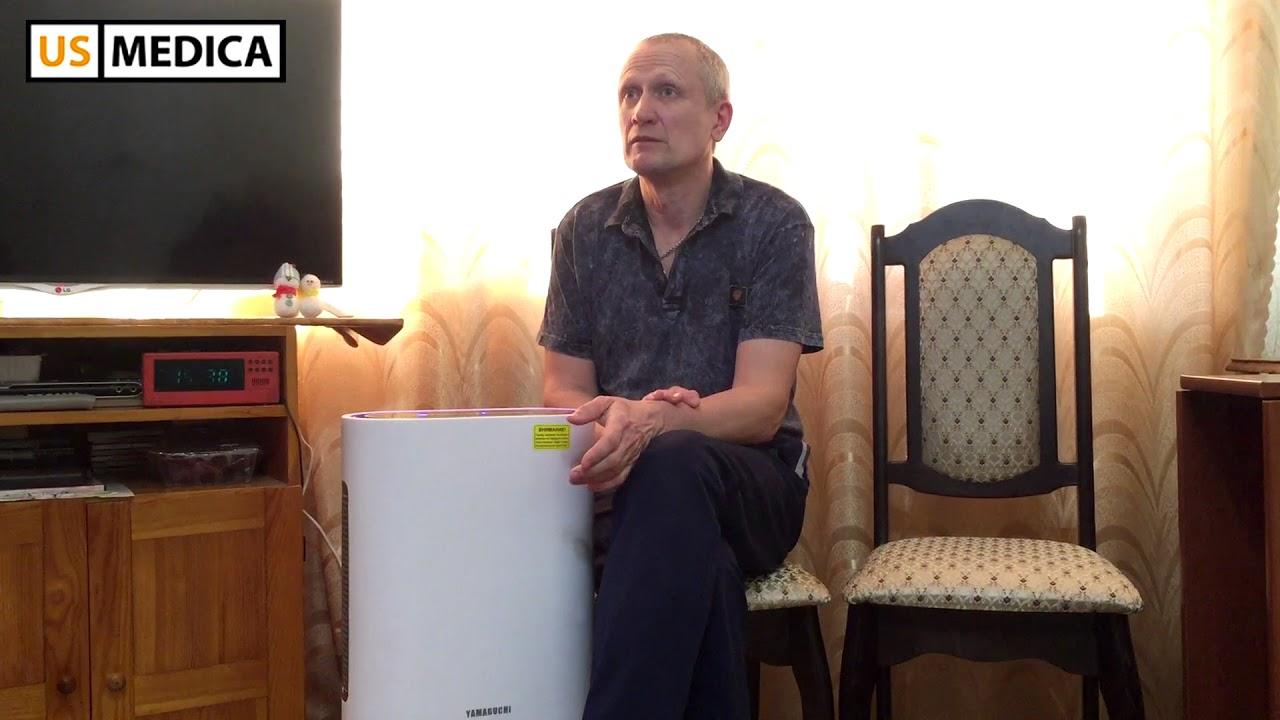 Отзыв воздухоочиститель Yamaguchi Oxygen
