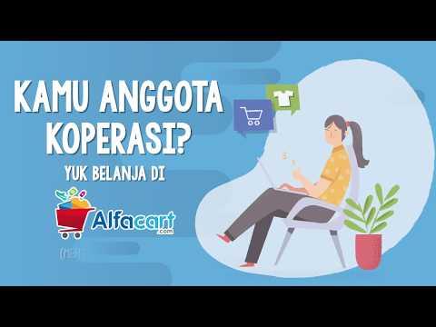 [TUTORIAL] Transaksi Koperasi di Alfacart.com dengan Menggunakan Voucher Alfacart| Alfacart 101