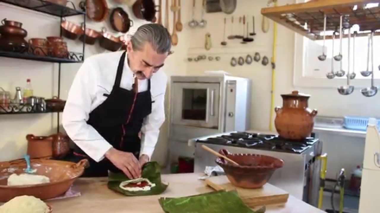 Recetas de Tamales: ¿Cómo hacer Tamales de Cambray? Yuri de Gortari