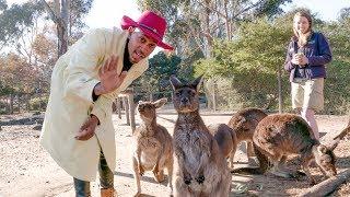 OMKalen Down Under: Kalen's First Time in Australia