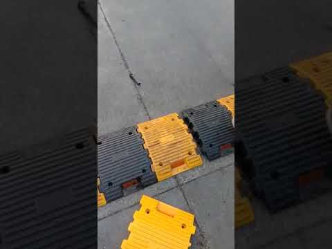 ABS Plastic Speed Breaker