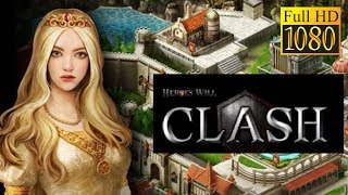 The Clash: Heroes Will Game Review 1080P Official Tritone