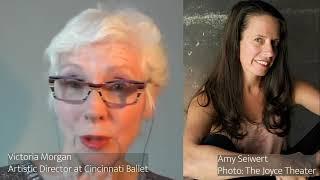 Kathryn Roszak Presents Wendy Whelan and Victoria Morgan: Women Ballet Choreographers and Directors
