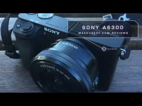 Sony A6300 Mirrorless Camera Review