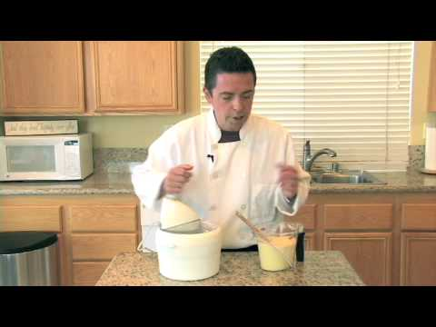 Video How To Make French Vanilla Ice Cream