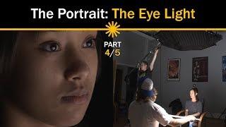 Портрет: Свет в глазах