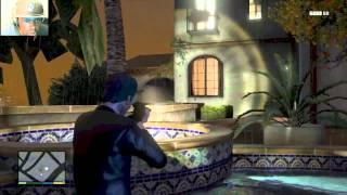 Grand Theft Auto 5 Walkthrough Part 128 - RED CARPET | GTA 5 Walkthrough