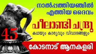 Peelandi kodanadu || പീലാണ്ടി കോടനാട്