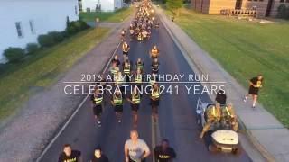 Army Birthday Run 2016
