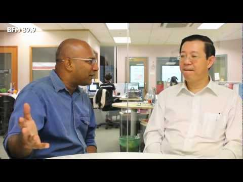 """BFM Uncensored - """"I don't aspire to be the Prime Minister..."""" says YAB Lim Guan Eng"""