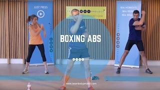 全新體態計畫-居家拳擊有氧鍛鍊 出處 Body Project