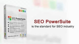 Vidéo de SEO PowerSuite