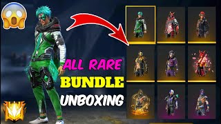 My All Best Bundle Unboxing in Free Fire - Desi Gamers
