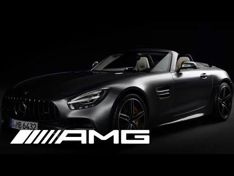 Mercedes Benz AMG GT Roadster Кабриолет класса A - рекламное видео 1