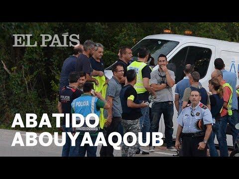 Los Mossos abaten en Subirats a Younes Abouyaaqoub | España