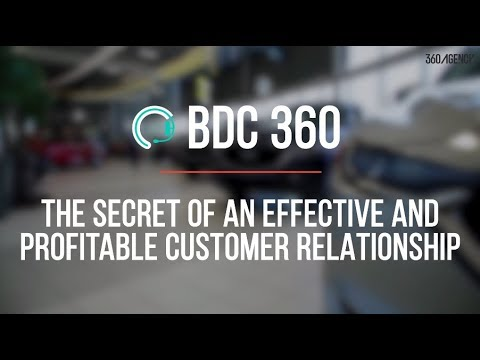 360.Success - AutoForce Group 4/6 : BDC 360, an effective and profitable customer relationship.
