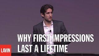 Keynote Speaker Adam Alter: Why First Impressions Last a Lifetime