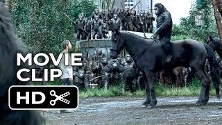 Trailer of Dawn of the Planet of the Apes (2014)