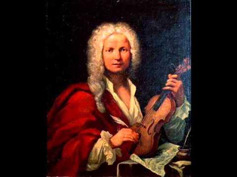 Антонио Вивальди: Летняя гроза (шторм) | Ванесса Мей