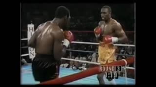 Легендарные бои — Хёрнс-Баркли (1988) | FightSpace