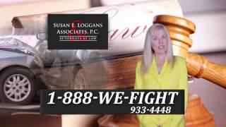 Susan E. Loggans & Associates Auto Accident 2017 video