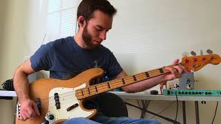 Death Cab For Cutie - Summer Skin - Bass Cover